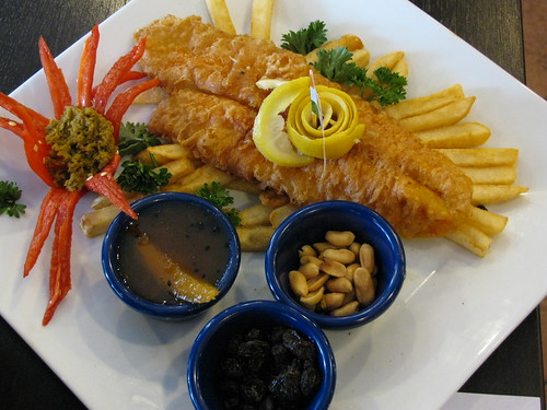 Indian-inspired Fish and Chips - 2