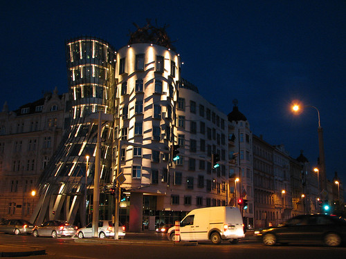 Dancing House by you.
