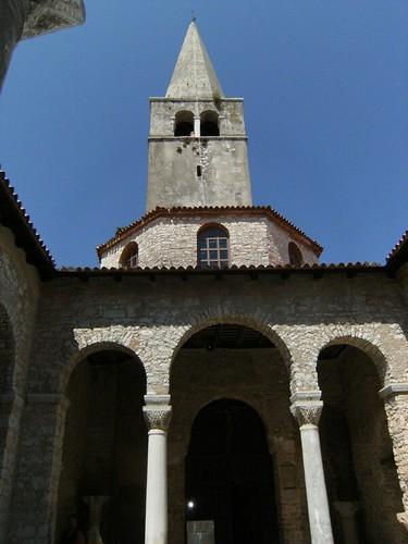 Tower at Basillica