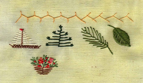 cretan stitch