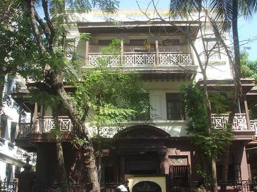 Mumbai_甘地故居_Main Bhavan1-2