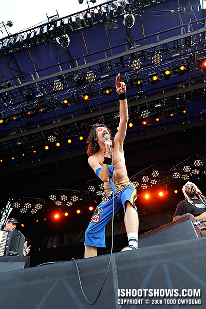 Gogol Bordello @ Lollapalooza