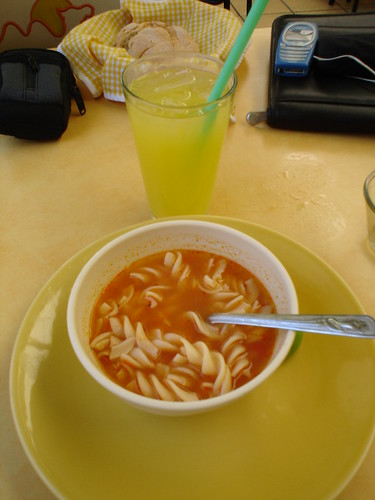 Sopa de tornillo