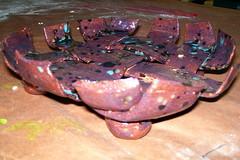 Ceramics Made in Feb 2008