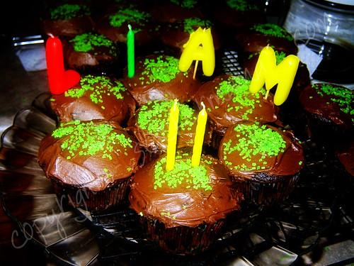Liam's Cupcakes