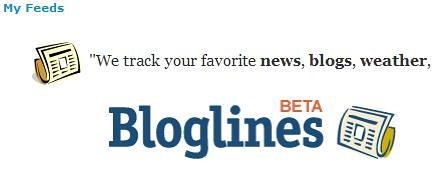 Google Reader - Bloglines