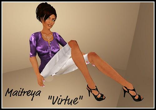 "Shoe Expo - Maitreya ""Virtue"""