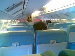O fares, a few passengers