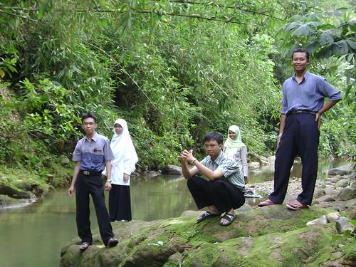 Sungai di Pondokan