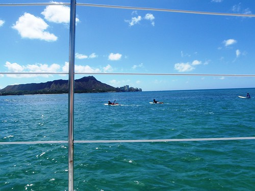 Surfers and Diamondhead