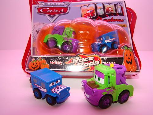 Mini Adventures Halloween edition