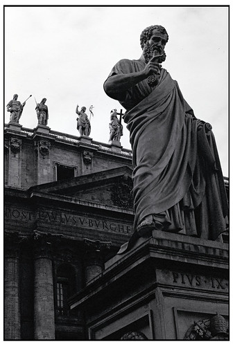 Perspectives - St Peter's - Vatican City, 1993