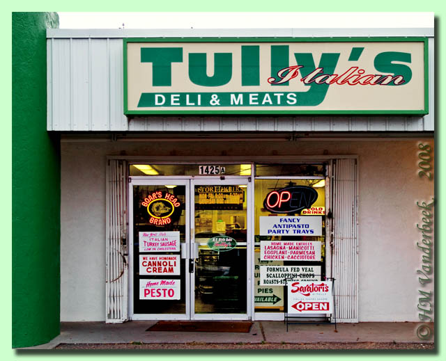 Tully's Italian Deli
