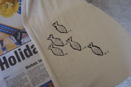 Print - School of Fish3
