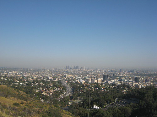 Los Angeles from The Hills