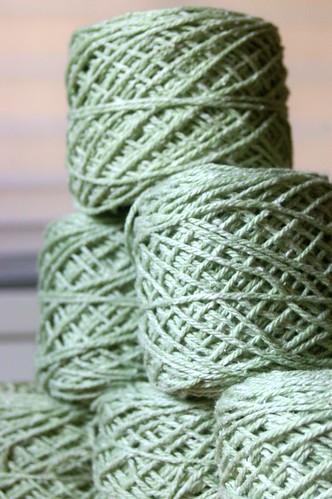 tower o yarn cakes