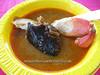 Peanut butter soup