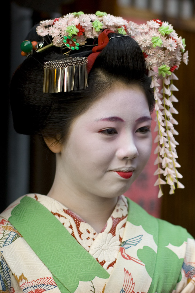 Geisha to be