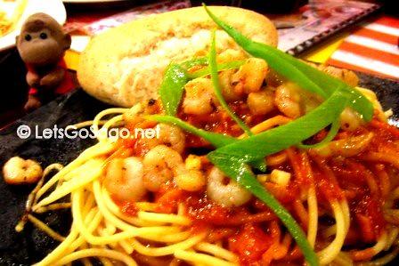 Deep Sea Pasta