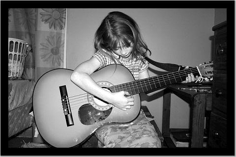 Leigh guitar