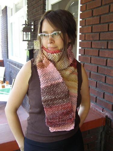 seedy scarf