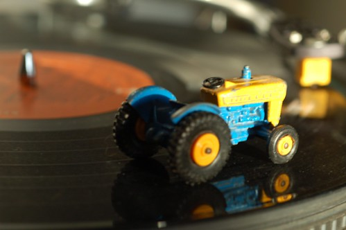LP tractor