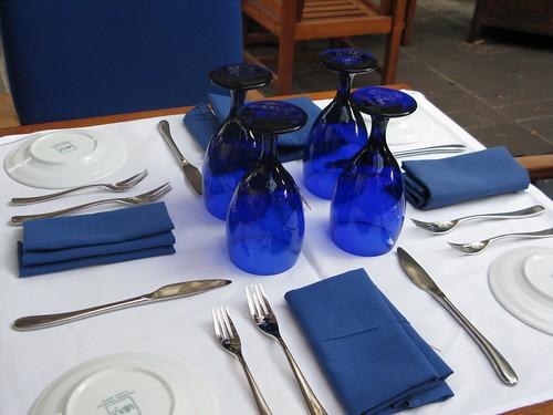 Blue Setting