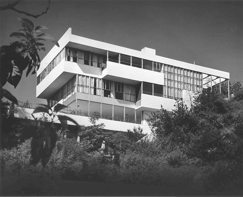 the lovell health house, california, designed by