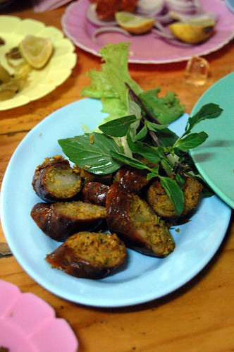 Spicy Chiang Mai Sausage