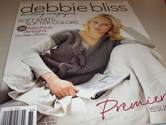 New Debbie Bliss Magazine