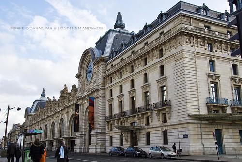Musée d'Orsay, Rue de Lille 75343