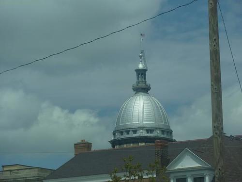 IL - Springfield 48  Capitol Silver Dome