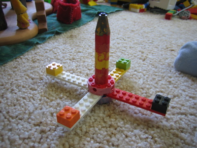The Lego spindle