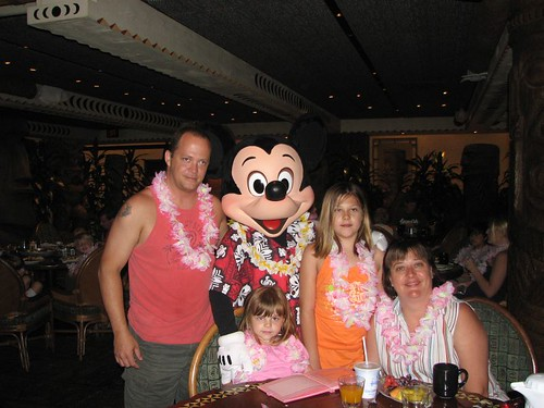 Mickey and the Family