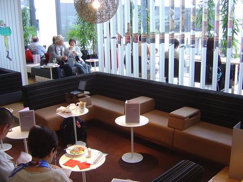 Virgin Atlantic Lounge Tokyo Narita Airport