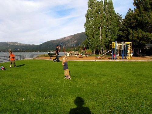 we four + lake