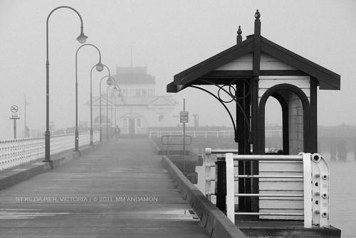 St Kilda Pier and St Kilda Pavilion, Victoria