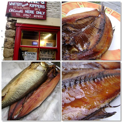 Kippers at Whitby