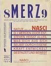 Kurt Schwitters y El Lissitzky. Merz, 1924.