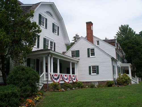 1902 Addition, 1697 House and 1772 Addition