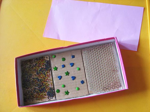 DIY Texture board storage box (1/3)