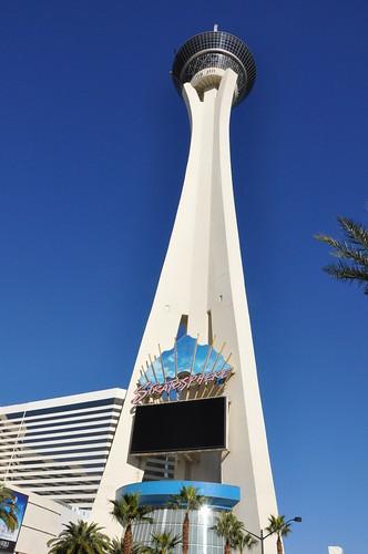 Aussichtsturm Las Vegas Altstadt