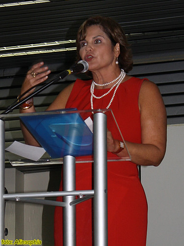 Ana Júlia Carepa, governadora do Pará