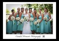 Bridesmaid Dresses Pool Color