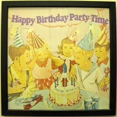 It's Happy Birthday Party Time!