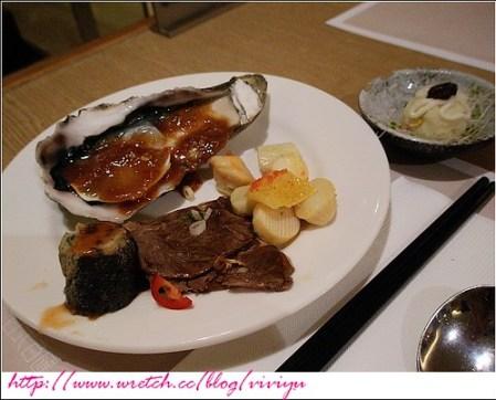 [美食.桃園]2008父親節大餐~饗 @VIVIYU小世界