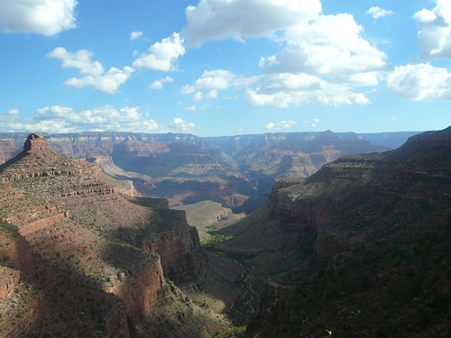 Trekking dans le Grand Canyon