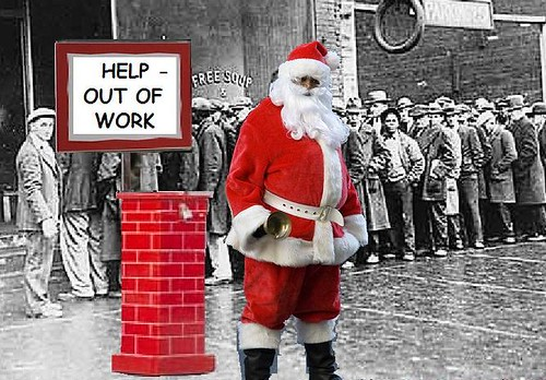 The Other Christmas List: Unemployment Rate