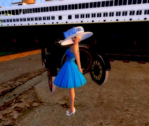 Titanic hat!