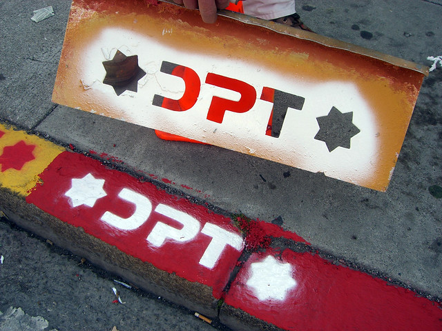 Stencils of Doom